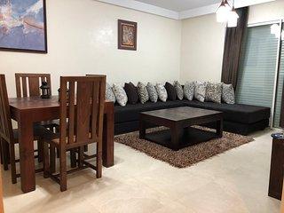Appartement neuf avec piscine, à Captingis Tanger
