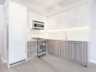 Modern new cozy 1 bdr apt besides metrotown