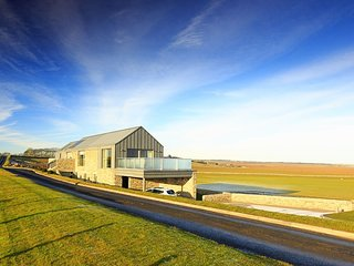 The Golf Lodge, Crail - a spectacular, designer house