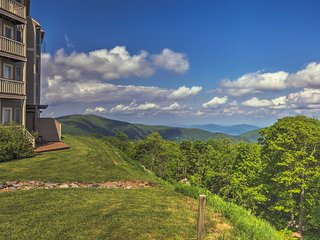 Wintergreen Condo w/ Mtn Views & Shuttle to Resort