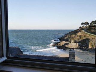 Appartement vue mer et face à la plage