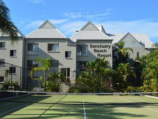 Sanctuary Beach Lodge- 2 Bedroom Beachfront