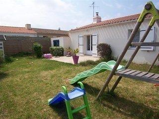 Maison type 4 avec jardin clos