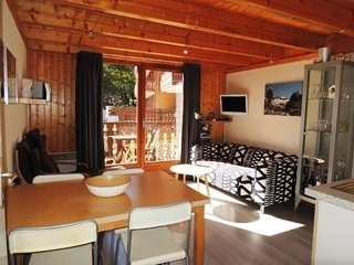 Rental Apartment Chatel, 3 bedrooms, 6 persons