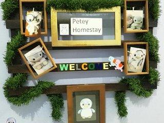Petey Homestay