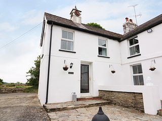 T? CLOC, lovely views, WiFi, near Llandysul, Ref 979686