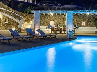 'Andromeda' Lux Villa w Infinity Pool in Mykonos