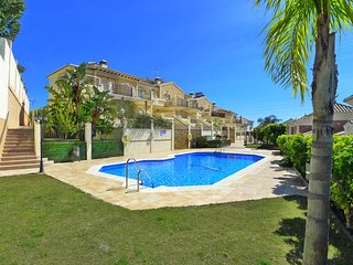 Jardines de La Noria-2 Bedroom Holiday home-pool-A/C-WIFI-R1293