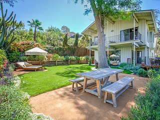 Updated Silver Lake 3BR w/ Water Views & Lush Backyard, 10 Mins to Hollywood