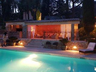 Chambre de Maitre baie de Cannes