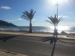 Nestling beside the Spanish Sea