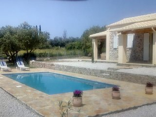 Villa Azalea Corfu - Beautiful Secluded Villa with Private Pool
