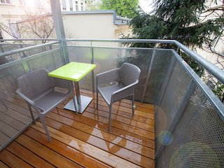 #30 Cube 70 - Dein stilvolles Altbauapartment in Wien (OpenSpace, Maximum 4 Pax)