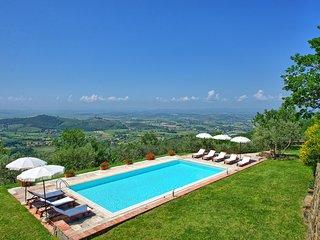 5 bedroom Villa in Polvano, Tuscany, Italy - 5240620