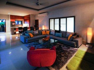 Beautiful Villa located minutes from the prestine Nai Harn Beach