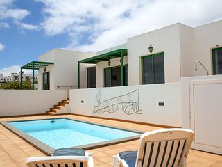 Villa Rickmari | A little gem in the hillside of Tías