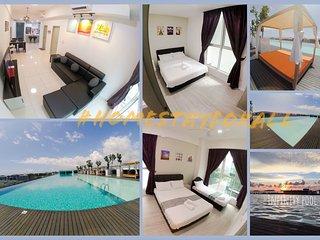 Infinity Pool 2Bedroom & Sutera Avenue Kota Kinabalu
