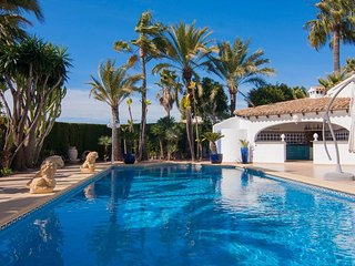 5 bedroom Villa in Rada de Moraira, Valencia, Spain : ref 5579209
