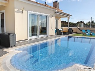 Super villa, heated pool in sunny area, views of mountain and sea | Villa Dilis