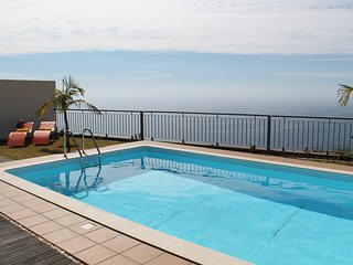 South facing with stunning views and private swimming pool | Casa Amaro Mar