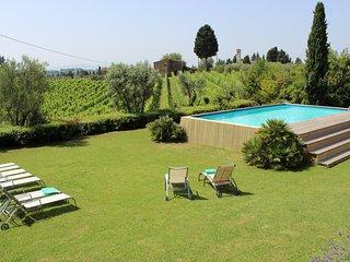Villa privata con piscina nel cuore del Chianti