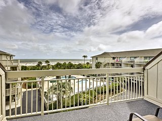 NEW-Resort Condo w/Pool-Steps to Hilton Head Beach