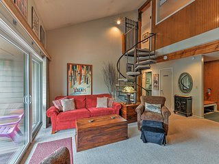 'Cajun Chalet' Mt. Crested Butte Condo w/ Views!