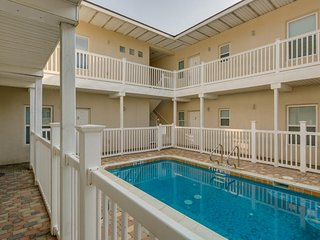 NEW LISTING! Oceanside retreat w/shared pool - close to beach & amusement parks