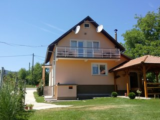 Three bedroom house Smoljanac (Plitvice) (K-13741)