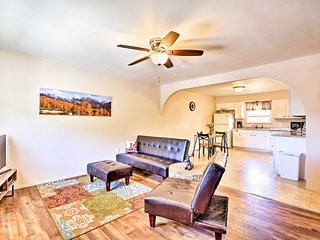 NEW! Spacious Trinidad Apt w/ Fisher's Peak Views!