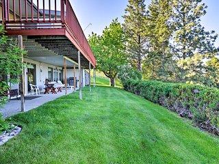 NEW! Waterfront 3BR Polson Home On Flathead Lake!