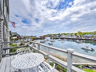 NEW! 'The View' Rockport Harbor Condo on Bearskin Neck