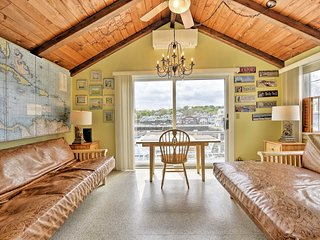 'The View' Rockport Harbor Condo on Bearskin Neck