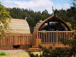 Langley Dam Glamping - Blackcleugh