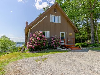 NEW LISTING! Spacious home w/ lake view & access to public beach - dogs OK