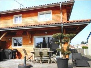 C597 - Maison pour 8 personnes à Capbreton