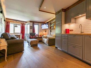 Magnifique appartement de charme pour 6 personnes à Avoriaz