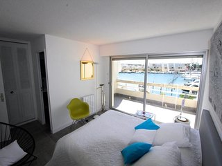 Rental Apartment Port Camargue, 3 bedrooms, 8 persons