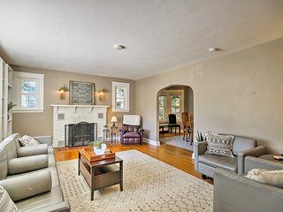 Charming Annapolis Home w/ Yard - 5 Mins to Dwtn!