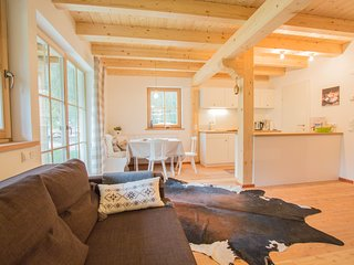Lodge Little Bear at Tauerndorf Enzingerboden lakeview and ski in & out