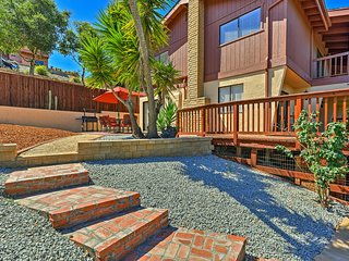 NEW Arroyo Grande Home w/Patio-Steps to Village