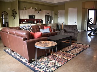 The Fairview is a Luxury vacation home located in Sand Hollow State Resort.