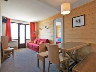 Appartement de charme pour 8 personnes situé à Avoriaz