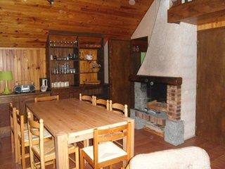Chalet avec cheminée dans Vallouise La Casse