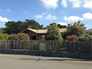 Proximite plage - Belle maison contemporaine de type 4 avec jardin clos  // 6 pe