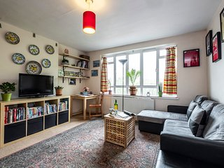 Apartment in London with Internet, Washing machine (993323)