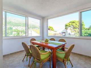 Villa 494 m from the center of Dubrovnik with Internet, Air conditioning, Terrac