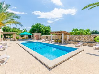 SON REAL - Villa for 12 people in Sencelles