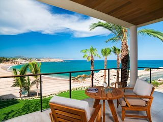 Chileno Bay Resort & Residences, Los Cabos - Four Bedroom Ocean Front Villa with