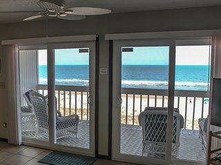 Once Upon a Tide - 2BD/2BR Oceanfront Condo with Beautiful View!!